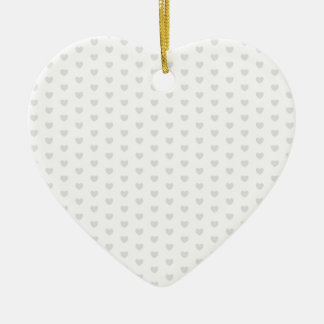 Light Hearts Christmas Ornament