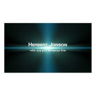 light horizon business card standard business cards
