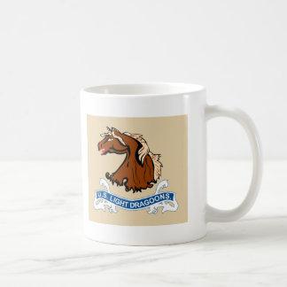 Light Horse Dragoons Flag T-Shirts Mugs