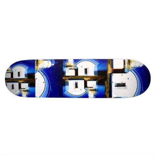 Light House Away Skateboard Deck