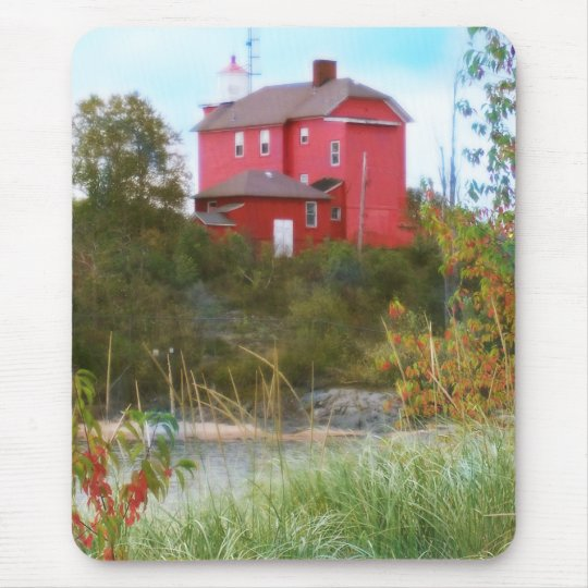 Light House Mouse Pad