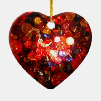 Light Jewels Colors Fun Christmas Ornament