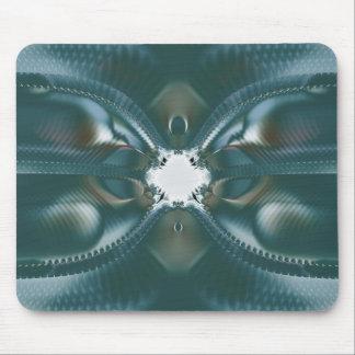 light keyhole of the future mouse mat