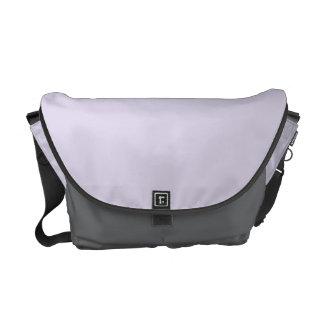 Light Lilac Courier Bag