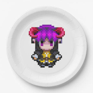Light Master Capricorn Paper Plates