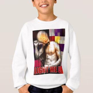 Light Me Up Bulb Hunk Sweatshirt