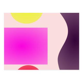 Light Minimalism Post Cards