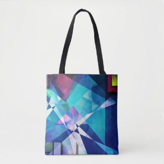 Light movement tote bag