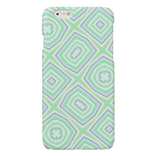 light multicolored green iPhone 6 plus case