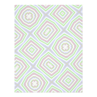 light multicolored pattern flyers