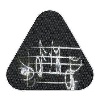 Light Music Notes Bluetooth Speaker