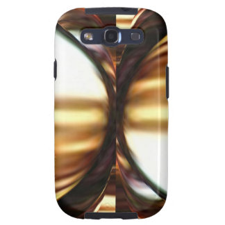 Light n Shades Art Wet Dreams Color Graphics Galaxy S3 Covers