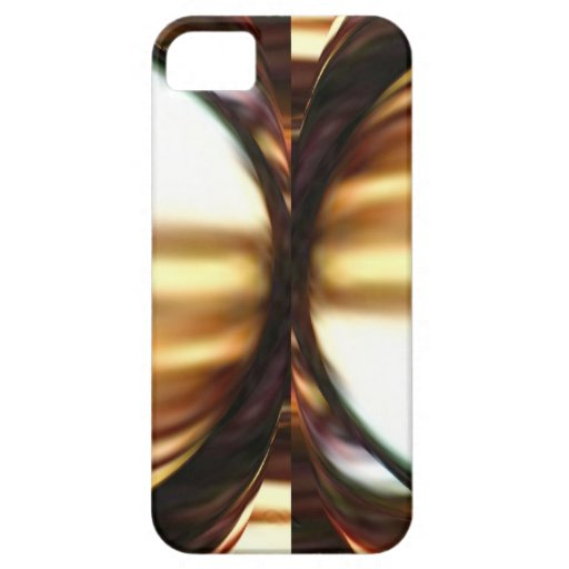 Light n Shades Art : Wet Dreams Color Graphics iPhone 5 Case