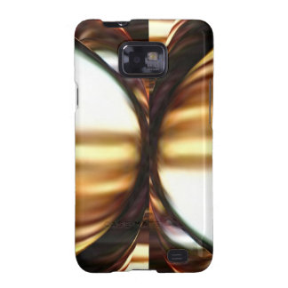 Light n Shades Art Wet Dreams Color Graphics Galaxy SII Cover