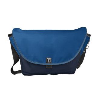 Light Navy Blue Messenger Bags