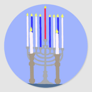 Light of Faith Sticker