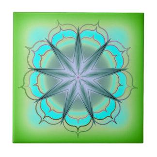 Light of the Lotus 19 Tile