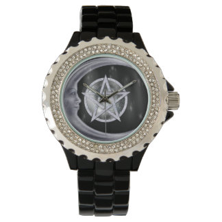 Light of the Moon WICCA New Age Watch