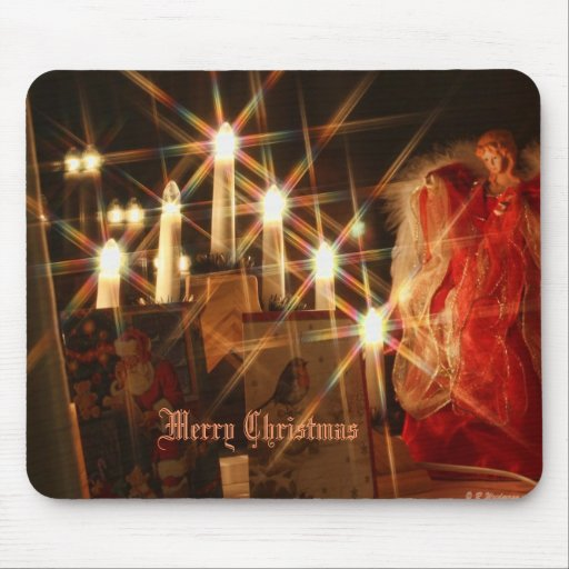 Light of the Season Mouse Pads