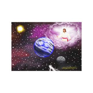 Light Of the World Canvas Print