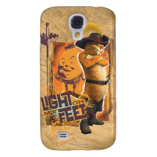 Light On My Feet Galaxy S4 Case