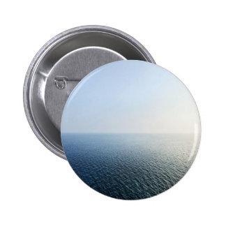 Light On The Baltic Sea 6 Cm Round Badge