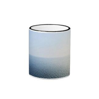 Light On The Baltic Sea Ringer Mug