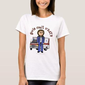 Light Paramedic Girl T-Shirt