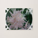 Light Pink Astilbe Flowers Puzzle