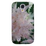 Light Pink Astilbe Samsung Galaxy S4 Case