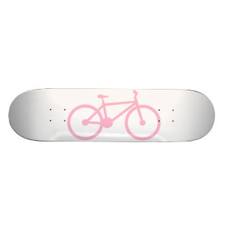 Light Pink Bicycle Skateboards