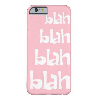 Light Pink Blah   iPhone 6 case