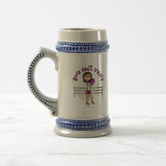 Light Pink Boxer Coffee Mugs