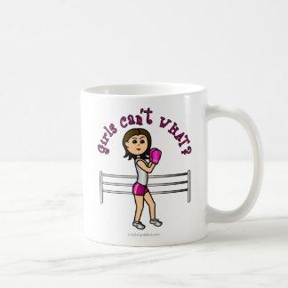 Light Pink Boxer Mugs