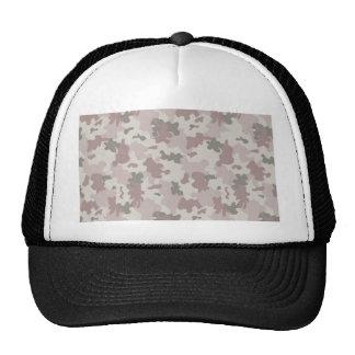 Light Pink Camouflage Cap