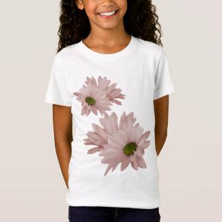 Light Pink Daisies Customizable T-Shirt