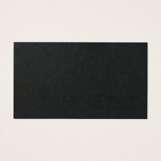 Light Pink Gold Geometric Salon Stylist Business Card
