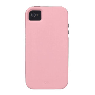 Light Pink iPhone 4/4S Cases