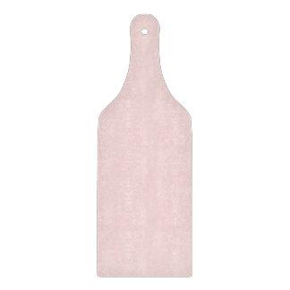 Light Pink Pretty Cutting Board
