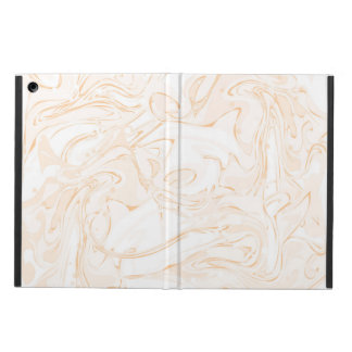 Light pinky marble texture iPad air cover