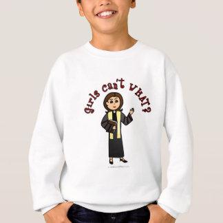 Light Preacher Girl Sweatshirt