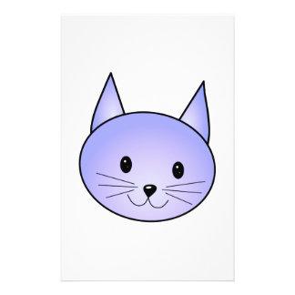 Light purple cat. flyer