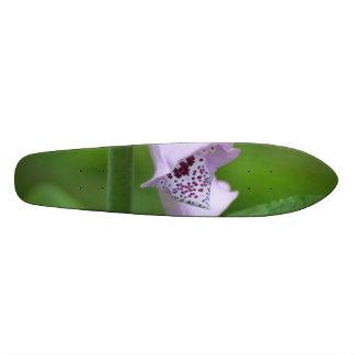 Light Purple Foxglove Skate Boards