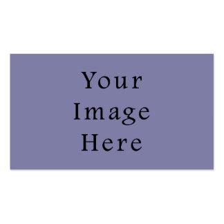 Light Purple Haze Color Trend Blank Template Pack Of Standard Business Cards
