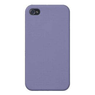Light Purple Haze Color Trend Blank Template iPhone 4 Covers
