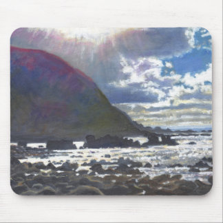 Light rolling in 2013 mouse mat