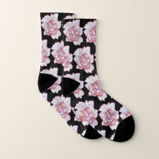 Light Rose Blossom Patterned 1
