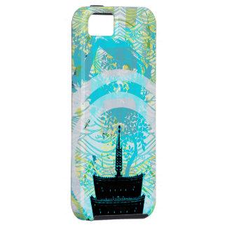 light sckye blue iPhone 5 cases