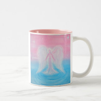 Light Sea Mug No 6 Teehaferl