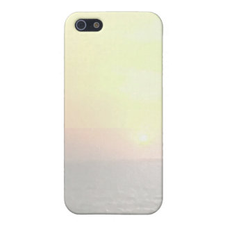 Light Shade Blank Background - Sunshine Toronto iPhone 5 Case